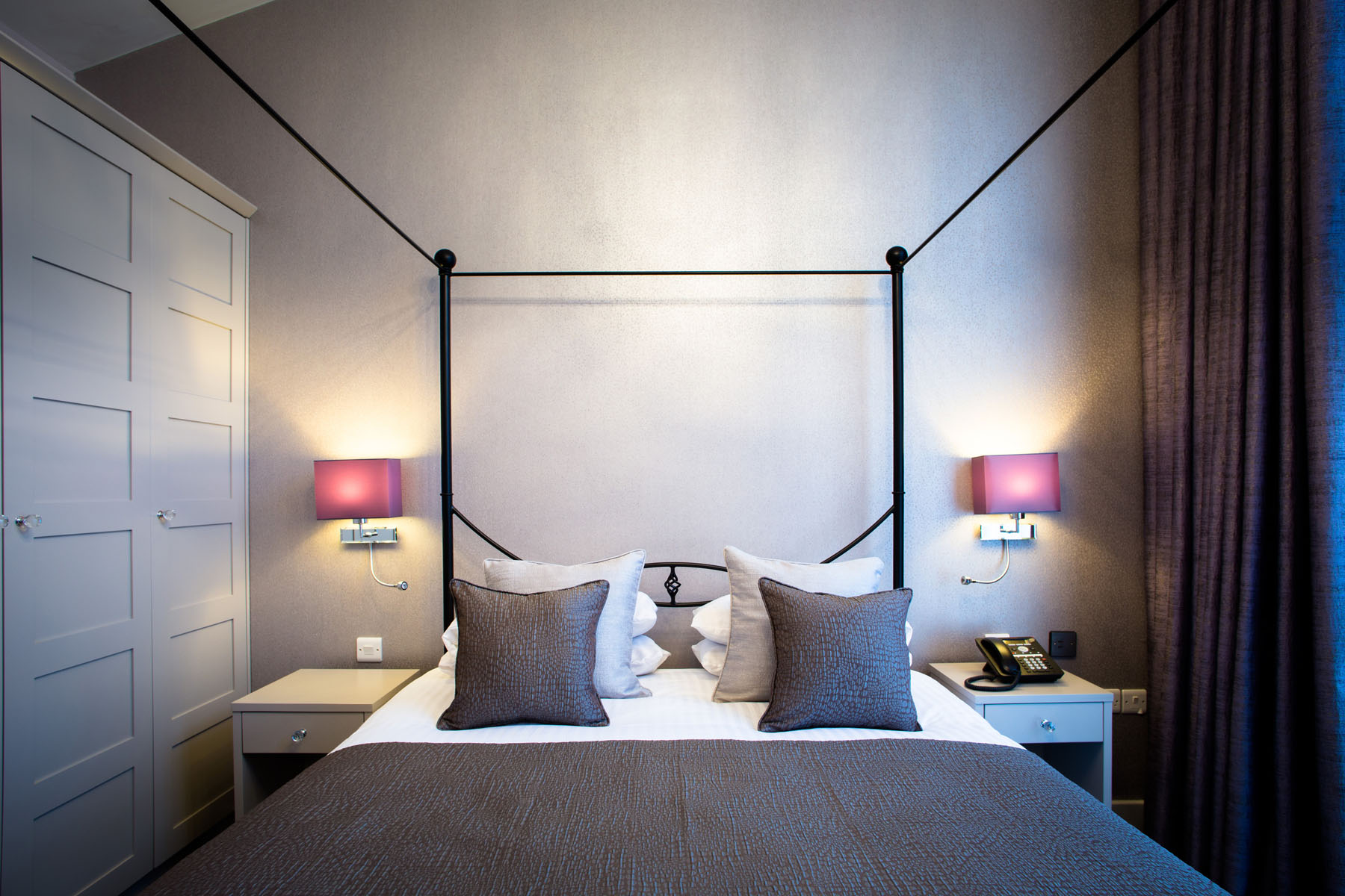 Luxury Bedrooms at 315 Bar & Restaurant