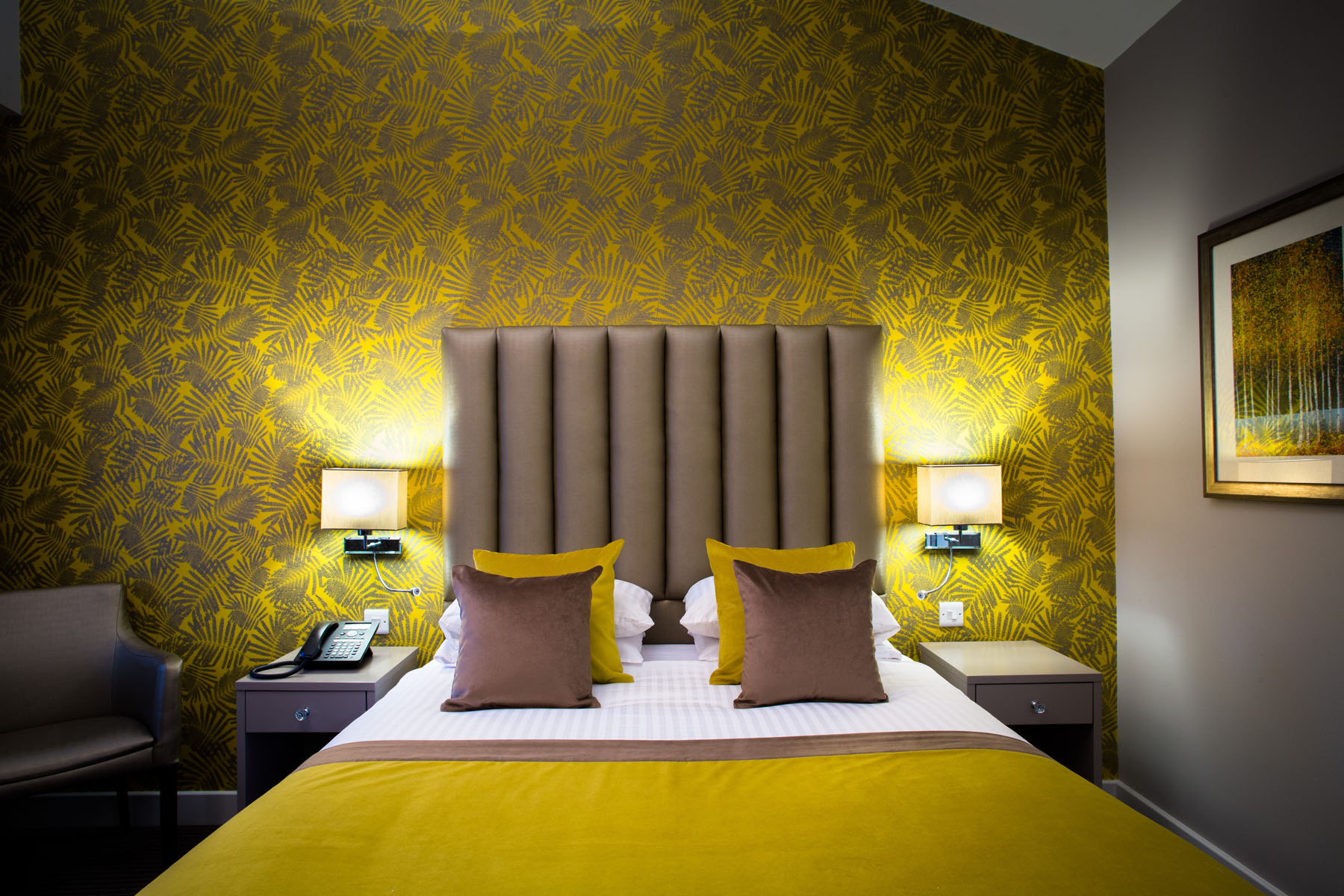 Luxury Bedrooms at 315 Bar & Restaurantoms at 315 Bar & Restaurant
