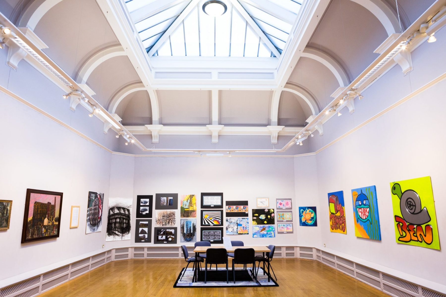 Smith Art Gallery Brighouse West Yorkshire